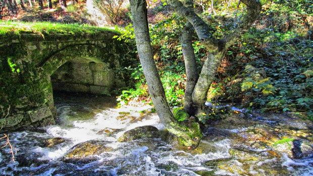 Valle del río Moros