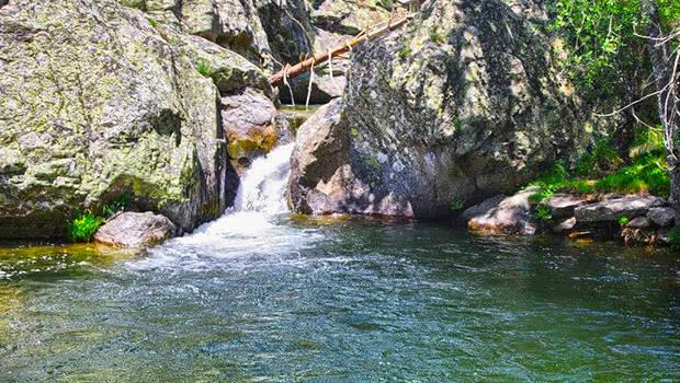 Calderas del río Cambrones