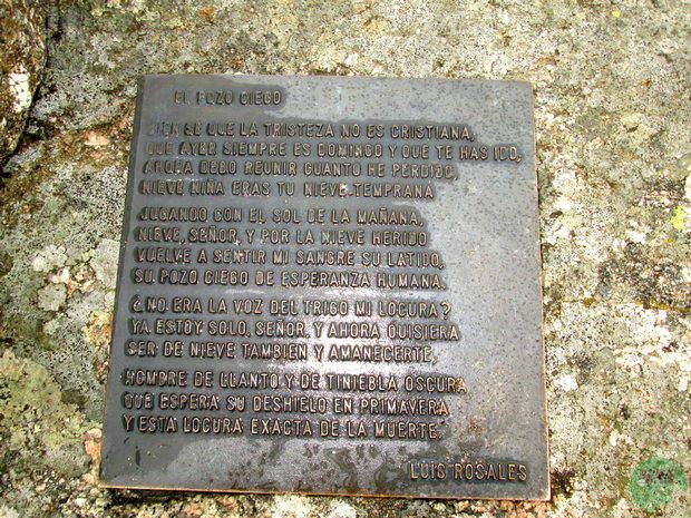 Poesía Mirador Luis Rosales