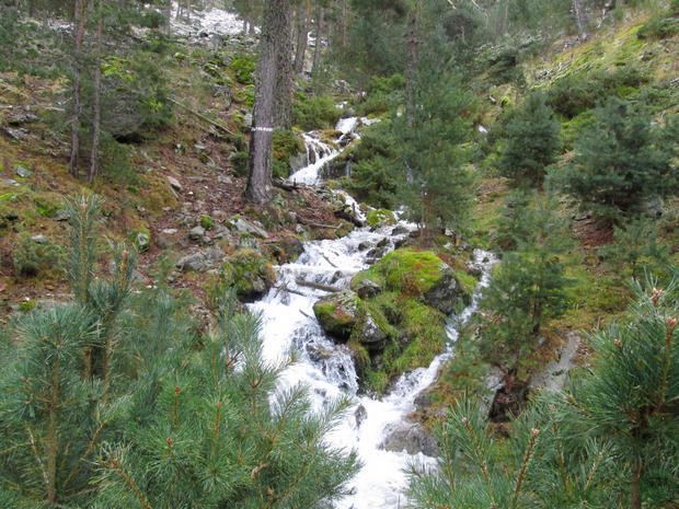 Cascada Arroyo de la Angostura