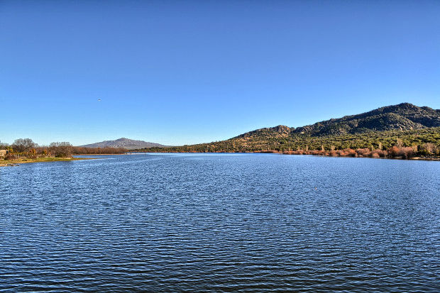 Embalse de Santillana