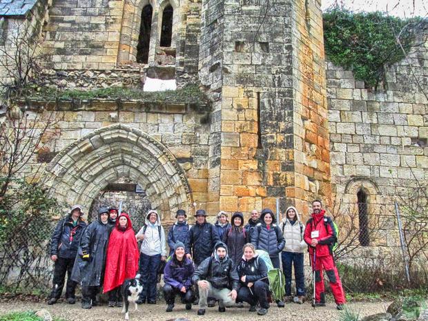 Monasterio Bonaval Senderismo
