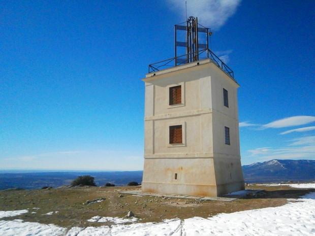 Torre de Monterredondo (telégrafo)