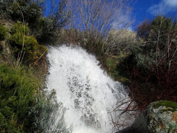 Arroyo Angostura Cascada
