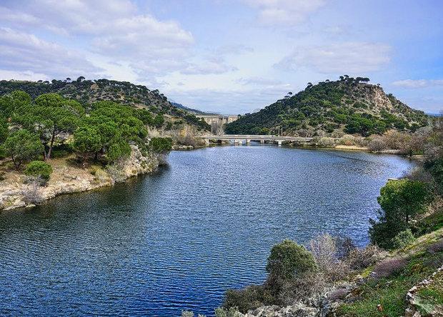 Resultado de imagen de Río Alberche en madrid