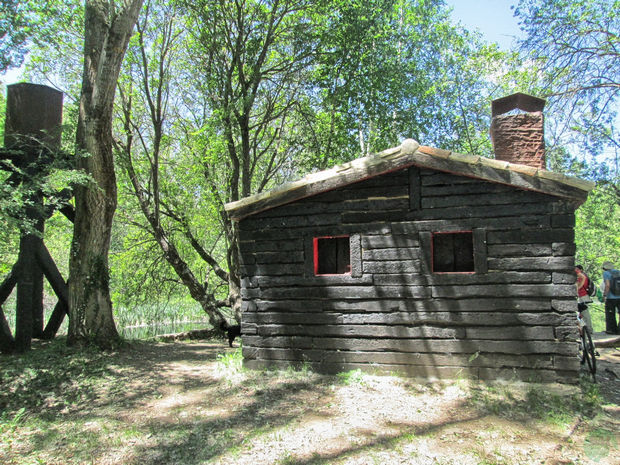 Cabaña Bosque Finlandés Rascafría