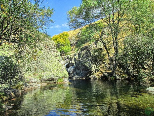 Caldera del Guindo (río Cambrones)