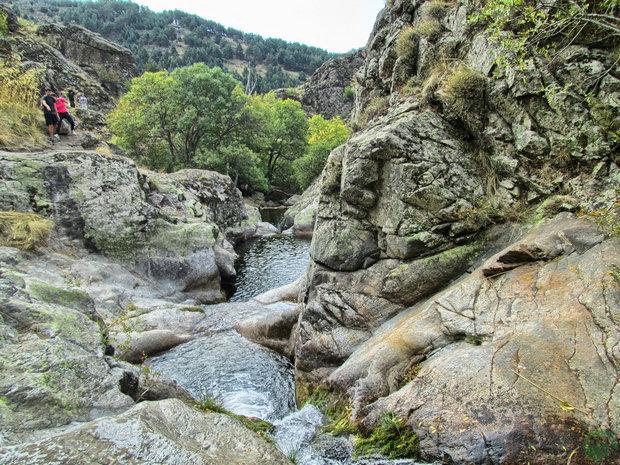 Calderas río Cambrones