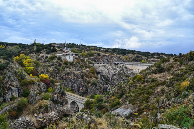 Embalse del Villar Berzosa del Lozoya