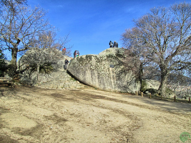 Camino Silla de Felipe II