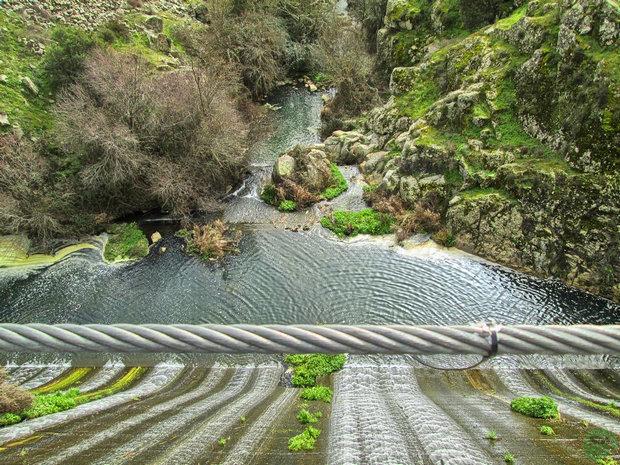 Presa vieja Río Aulencia