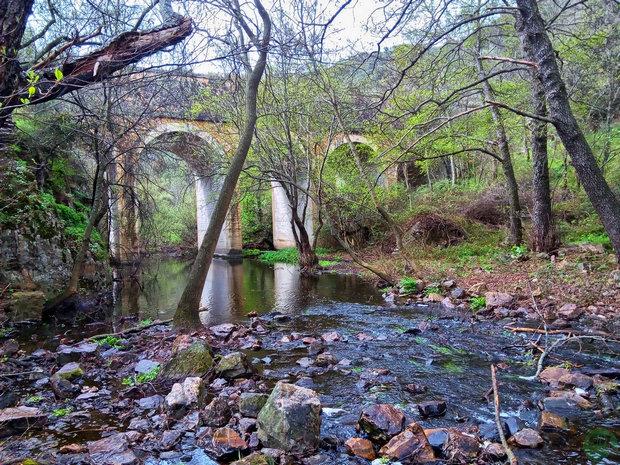 Acueducto Río Guadalix