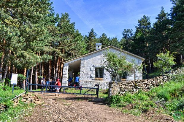 Casa del Leñador San Mamés